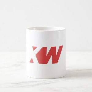 XW Charity Coffee Cup