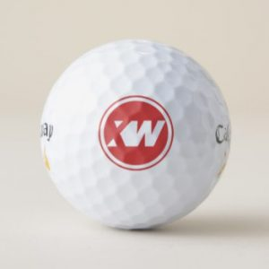 XW Charity Golf Balls